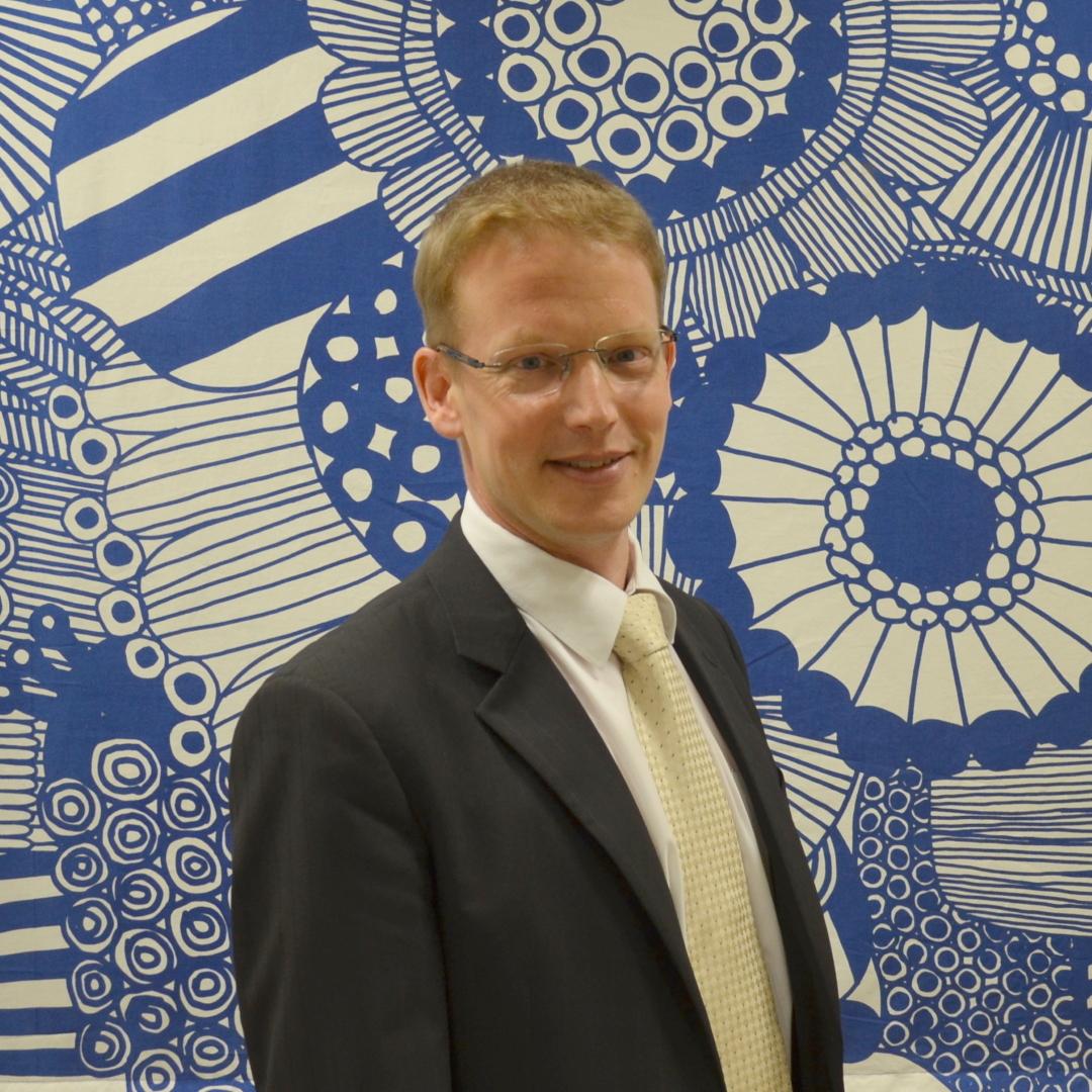 Principal Mr Jerker Polso