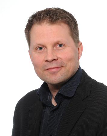 Nikke Keskinen, ECF General Manager