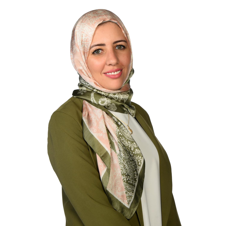 Ms. Amira Taawash, Head of HR