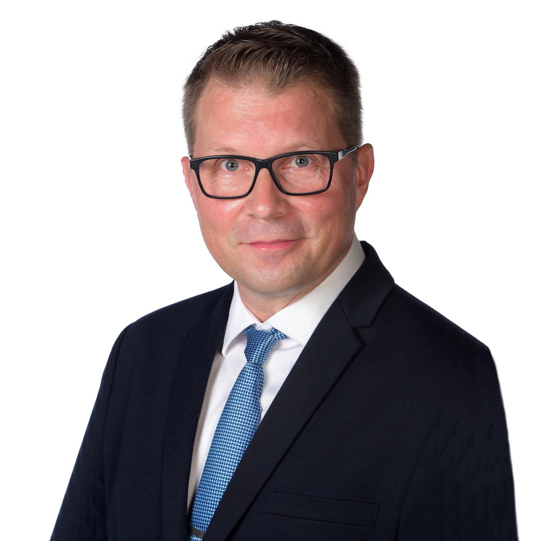 Mr. Nikke Keskinen, General manager and Principal